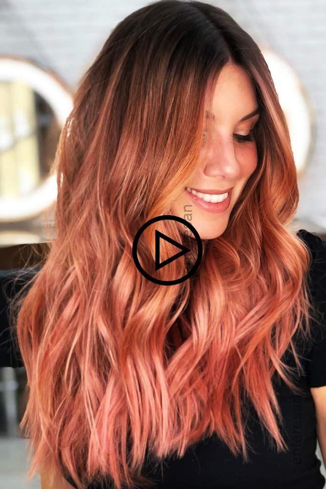 Orange Rose Orangenhaar Rothaar Suchen Sie Nach Orangenhaar Orange Rose Orangenhaar Rothaar Naturliche Frisuren Haar Styling Rote Haare