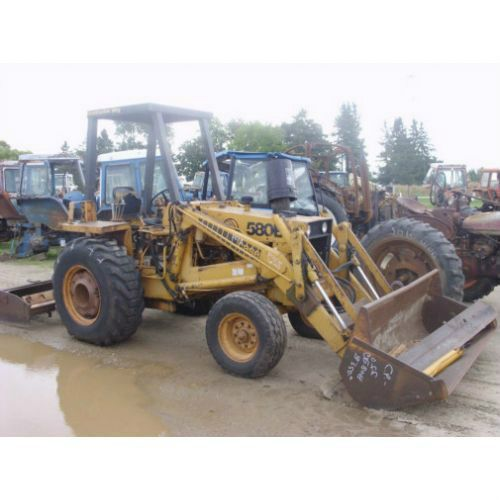 Used Case Backhoe Parts : Best case ag equipment images on pinterest tractor