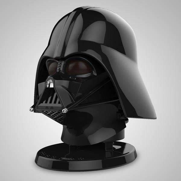 Star Wars Death Vader Helmet Portable Bluetooth Speaker