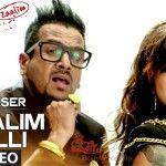 Zaalim Dilli song - Jazzy B
