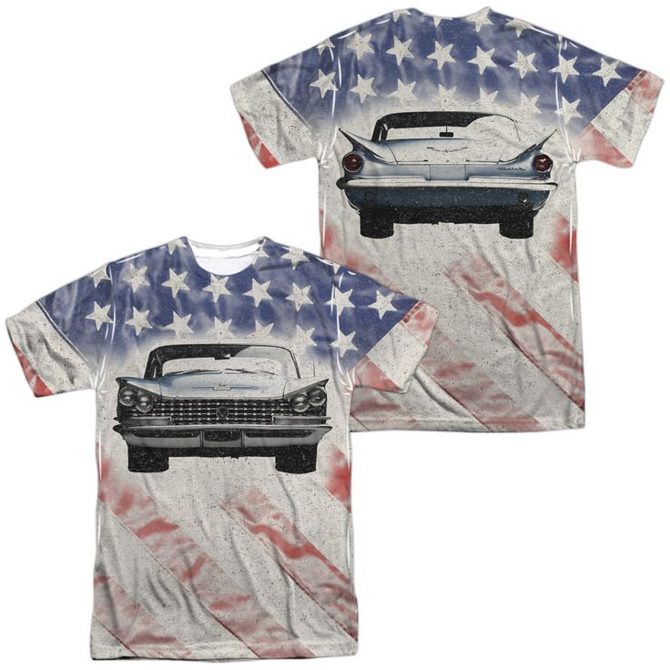 Buick 1959 Electra Flag Men's All Over Print T-Shirt
