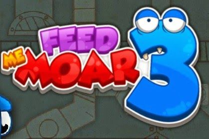 Feed Me Moar 3 Puzzle Action Online Games | Free Play 3D Online Games - Only Online Games Choice