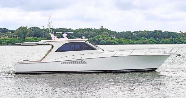 2010 Viking Sport Yacht Power Boat For Sale - www.yachtworld.com