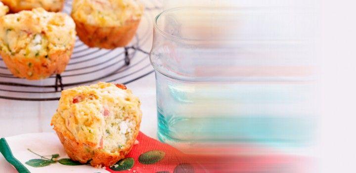 fetta muffins