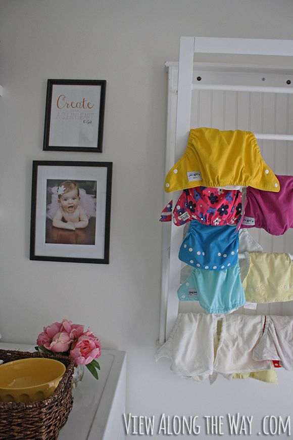 Cloth Diapers 101: Why cloth diapers, how to cloth diaper, tips and tricks for cloth diapering | * View Along the Way *