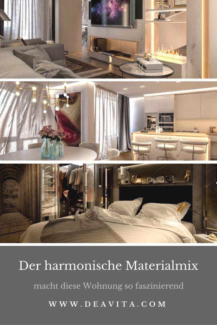 54 best Luxus Wohnungen images on Pinterest | Apartments, Natural ...