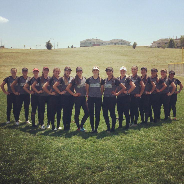 Our girls - ball is life - firecrackers softball