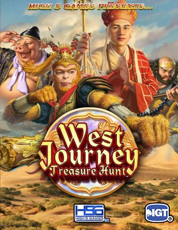West Journey Treasure Hunt Slot - Play for Free Now