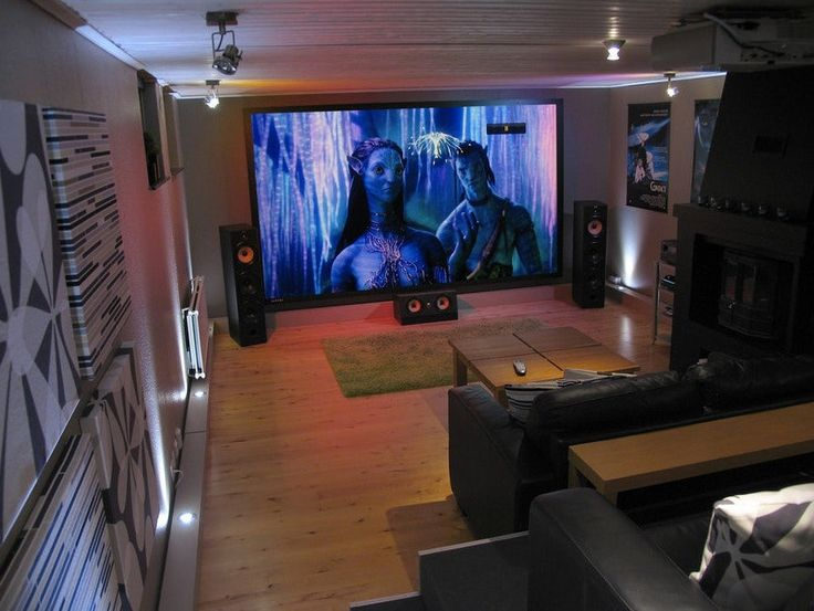 136 best Awesome Home Theaters! images on Pinterest | Architecture ...