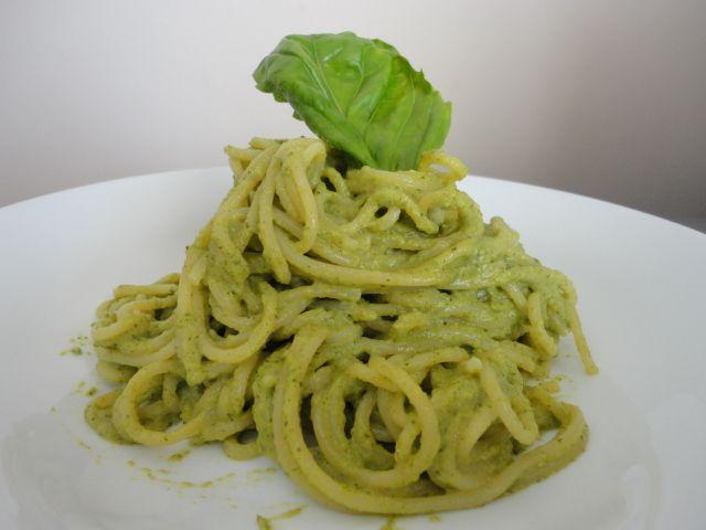 Spaghetti al pesto di zucchine TM5 - Powered by @ultimaterecipe