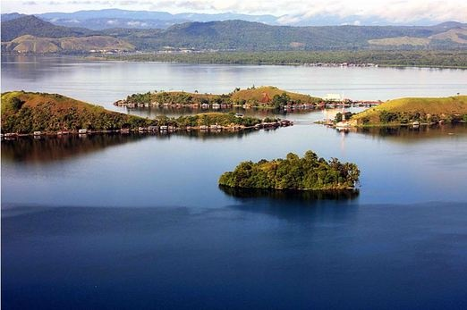 3. Lake Sentani, only 30 minutes driving from Jayapura. Ranked number three on the BPS' cost of living survey in 2009, t...