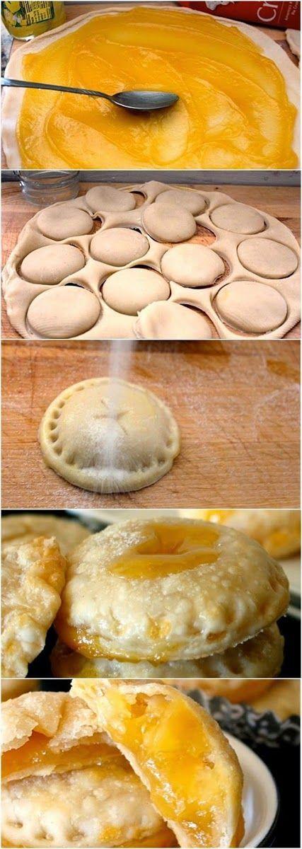 Lemonade Pie Cookies Recipe (Pillsbury gf pie crust)