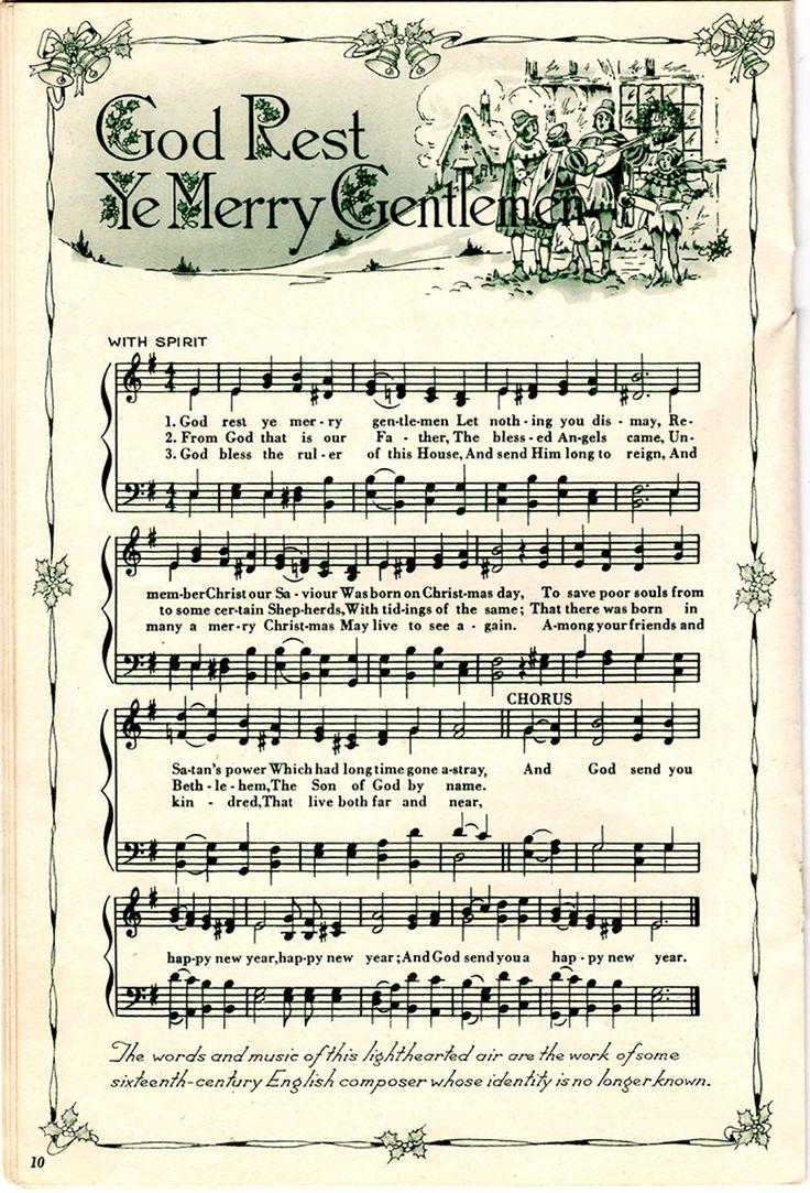 11 best Merry Christmas Lyrics! FaLaLaLa! images on Pinterest ...