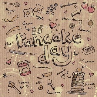National Pancake Day officially celebrated on 04-Mar-2014 <3