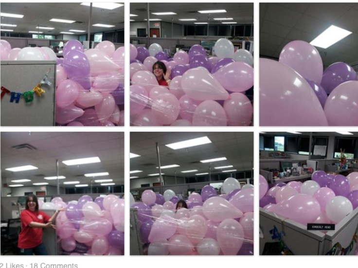 Simple Office Balloon Decorations We Offer Balloon Decoration
