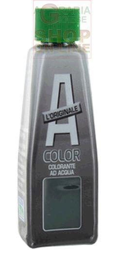 ACOLOR COLORANTE AD ACQUA PER IDROPITTURE ML. 45 COLORE VERDE CALDO N. 10 https://www.chiaradecaria.it/it/pittura/85-acolor-colorante-ad-acqua-per-idropitture-ml-45-colore-verde-caldo-n-10.html