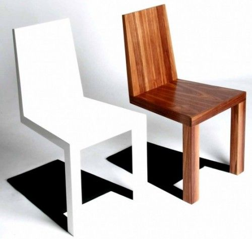 Kühlen Illusionen, Schatten, Stuhl Design, Esstisch, Industrielles Design,  Beiträge, Produktdesign, London, Duffy