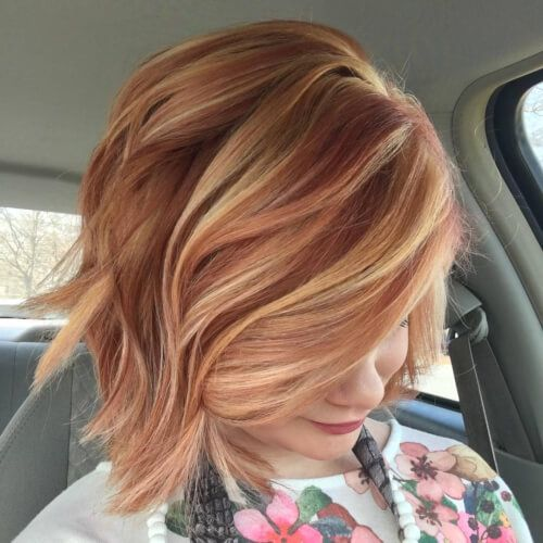 weavon hair styles 1197 best images about hairstyles for 40 on 1197 | c8af68d3ccf73be1829a83ededa2b7cb short bob hairstyles rose gold