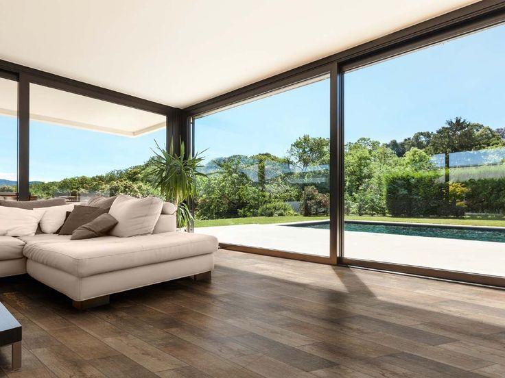 Mood Wood Floor Tile   CTM R130 sqm 52.5 cm x 17.3 cm