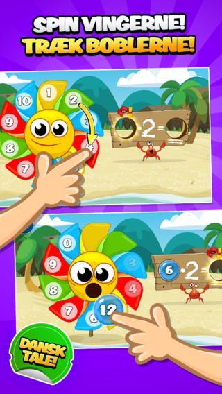 """Miniklub er kommet med en ny gange træningsapp, til at træne gange tabellerne """"Gangesange med Miniklub"""" er en app designet til børn (4-7 år), hvor dit barn lærer om tabeller og at gange på en sjov …"""