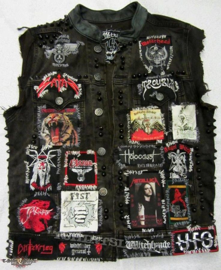 super battle jacket