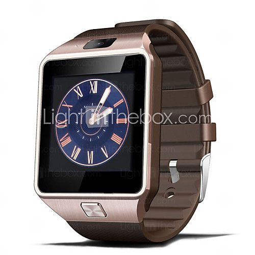 Fashion DZ09  Wearables Smart Watch ,Hands-Free Calls/2.0MP Camera/ Bluetooth…