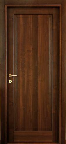 Modello 1B  in #legno listellare. Rivestimento esterno in Laminato. #Colore…