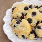 It's blueberry time!!  Blueberry Shortcake Cookies