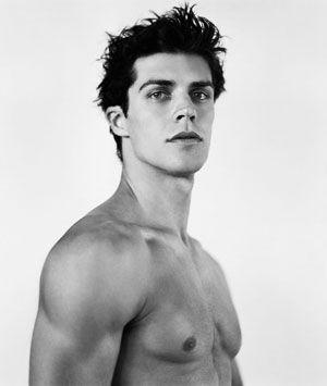 Italian dancer Roberto Bolle by Bruce Weber.