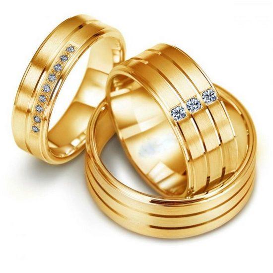 Verighete Aur Late Inele Wedding Rings Engagement Rings și Jewelry