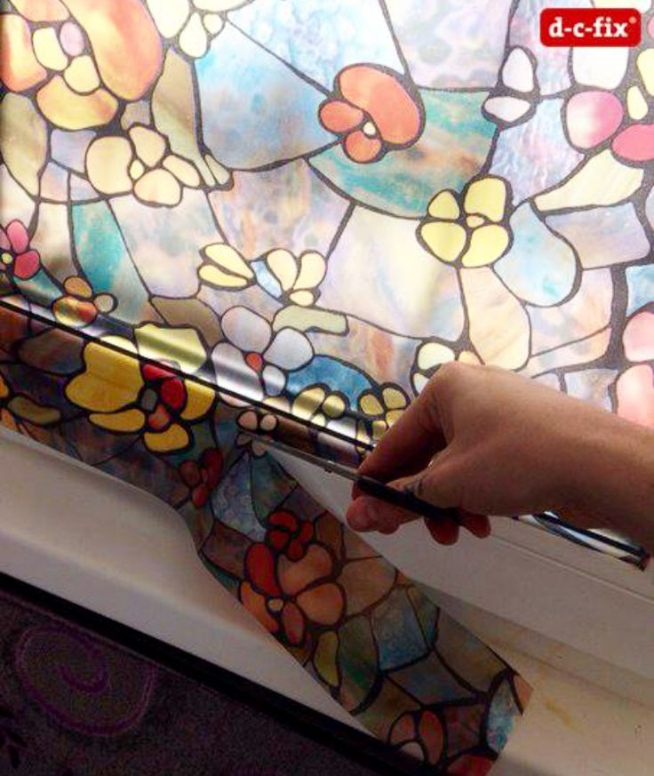 13 besten Glas in lood d-c-fix® Bilder auf Pinterest | Brille ...