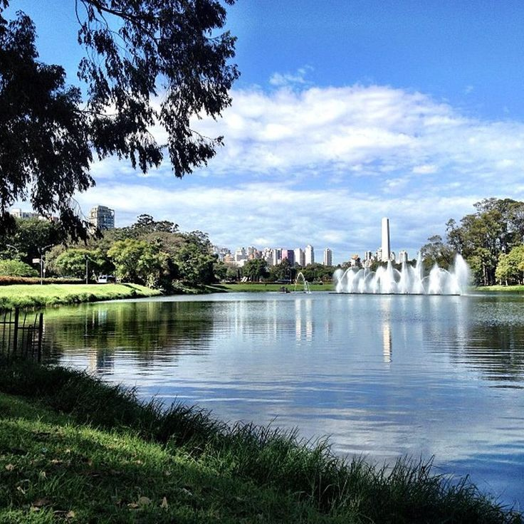 Parque Ibirapuera - Gorgeous urban park right by the site of #SãoPaulo