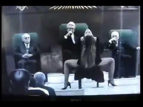 Hidden Camera inside a Freemason Lodge - YouTube