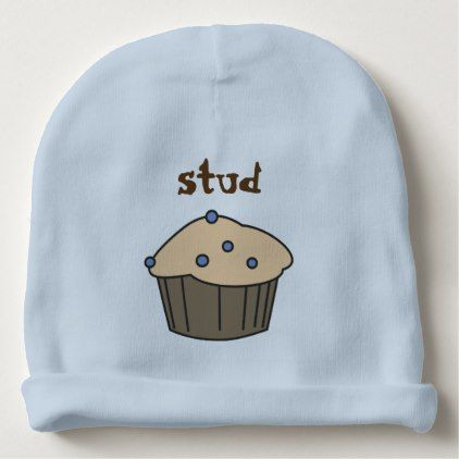 #cute #baby #beanies #babybeanies - #Cute Blueberry Muffin Baby Boy Blue Hat