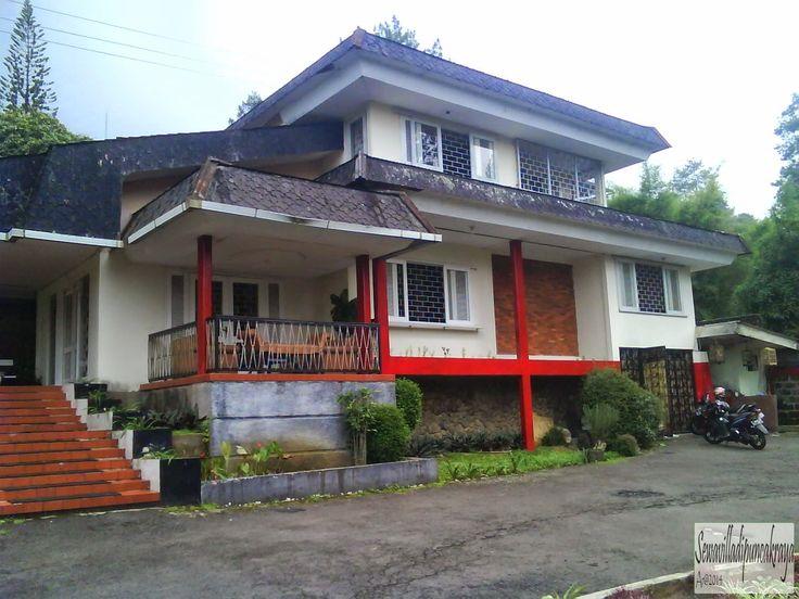 Sewa Villa dipuncak dekat perkebunan teh gunung mas - VILLA 0006