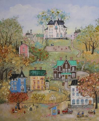 'Apple Cider Time' by Marit Bjornegran