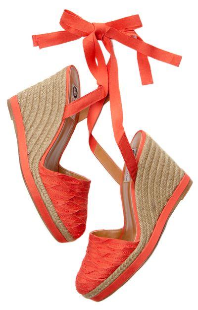 Lanvin  heels...(alpargatas )