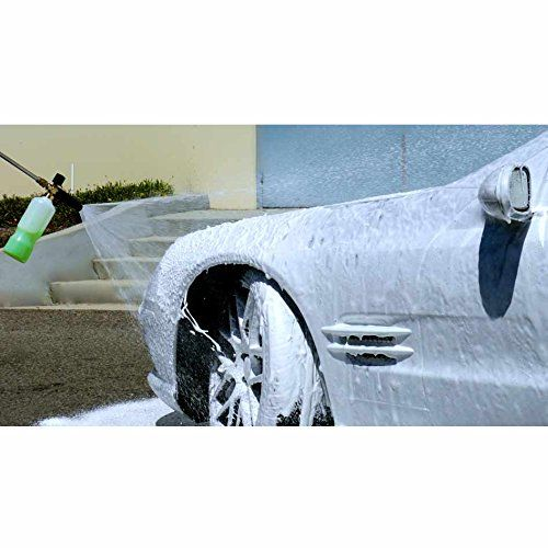 Chemical Guys  CWS110 Honeydew Snow Foam Car Wash Soap and Cleanser (1 gal.)