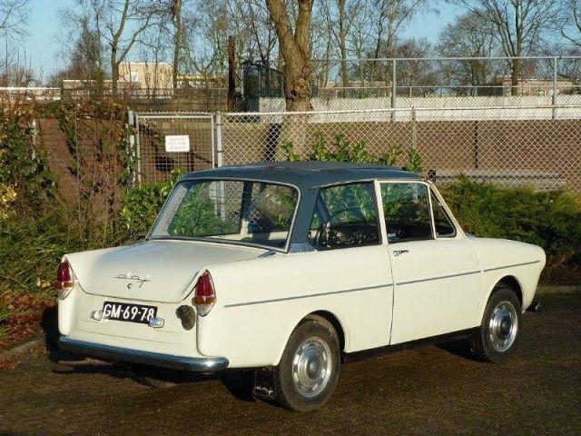 Foto's van DAF 31 Daffodil, oldtimer, bj 1964 op Nederland Mobiel