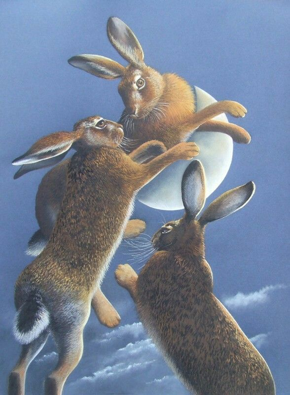 Opinion, March hare interracial artist was