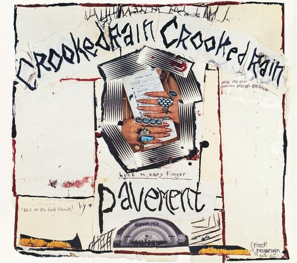 "#8: ""Crooked Rain Crooked Rain"" by Pavement - listen with YouTube, Spotify, Rdio & Deezer on LetsLoop.com"