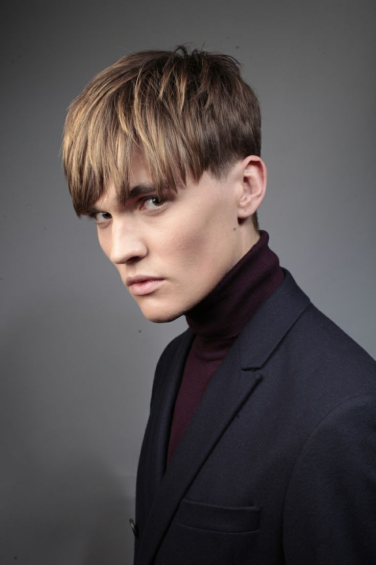 L'Oréal Colour Trophy London Regional Final - Mens Image Award Finalist - TREVOR SORBIE, COVENT GARDEN