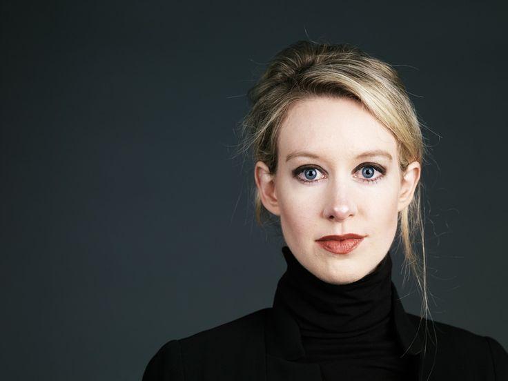 Elizabeth Holmes: visionaria come Steve Jobs!