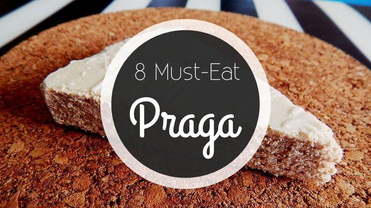 Przed podróżą zamiast czytać o zabytkach i pięknych uliczkach, szukam pomysłów na to, co zjem. Tak samo było i tym razem. Oto lista Must-Eat Praga.