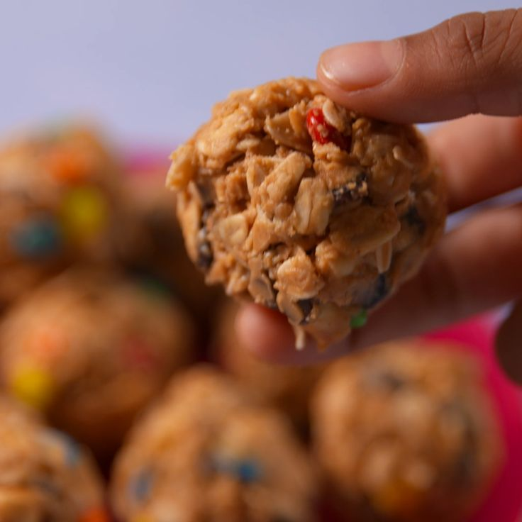 Your favorite cookie as a healthy snack. #kids #cookies #healthyeating #cleaneating #baking