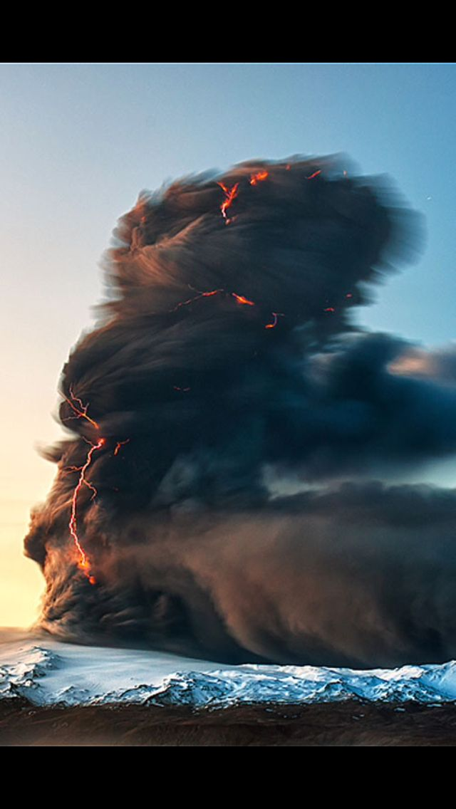 Best Volcanoes Images On Pinterest Water Colors And Great Photos - 17 incredible photos of volcanic lightning