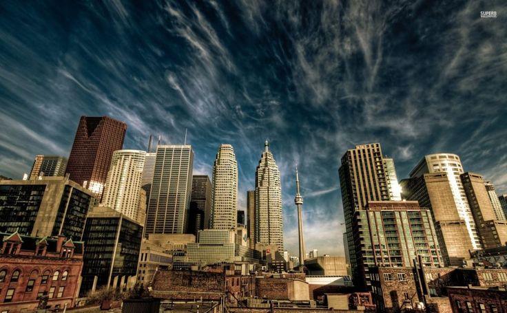 Toronto HD Wallpaper