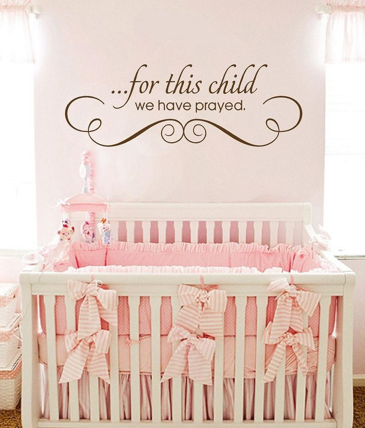 Everything We Know About Beyonce S Nursery Design Ideas: 17 Best Images About Baby Nursery Quotes On Pinterest