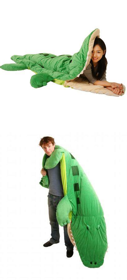Palligator sleeping bag