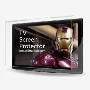 TV Shield Anti-Glare 30-32 -Inch Best Flat Screen TV Protector -LCD, LED, PLASMA TV's by TV Shield  http://www.60inchledtv.info/tvs-audio-video/projection-screens/tv-shield-antiglare-3032-inch-best-flat-screen-tv-protector-lcd-led-plasma-tv39s-com/